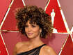 Watch Halle Berry Strip Off Her Oscar Gown And Dive Into the Pool After the Show
