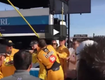 Vegas NASCAR Turns Into Busch-Logano UFC EVENT