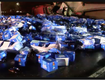 Bud Light Cases Spill All Over Long Island Road After Truck Flips