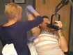 Jones & Billy Jack Get Their Armpits Waxed LIVE!