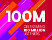 iHeartRadio Celebrates 100 Million Registered Users