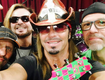 Bret Michaels Posts First Photo of Poison Reunion Lineup