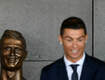 Cristiano Ronaldo Was Honored With A Terrible Sculpture