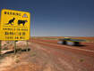 Boy's Insane Quest to Drive Across Australia Gets Shockingly Far