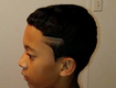 This Kid Had To Draw With A Sharpie On His Head To Be In School