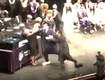 High School Graduate Punches Teacher During The Graduation Ceremony