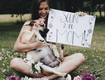 Dog Has The Most Lovely Maternity Shoot
