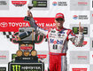Kevin Harvick Wins At Sonoma