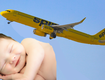 Airline Gives Amazing Gift To Baby Boy Born On Flight