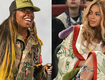 Beyonce + Solange Attend Missy Elliott's FYF Fest Set: See The Group Shot