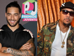 Crossover Alert: Maluma Hits The Studio With Timbaland