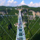 China Opens The Worlds Highest Bridge