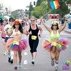 Lots of happenings this weekend in San Diego...like Pride 5k!