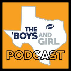 Listen to the The 'Boys & Girl Podcast Episode - Former Cowboys/Pats WR Jesse Holley on Belichick/Garrett; Week 12 Pats Preview with MMQB's Albert Breer; Jerry/Belichick on iHeartRadio | iHeartRadio