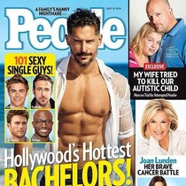 Joe Manganiello Is