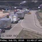 Interstate incident near Janesville causing delays