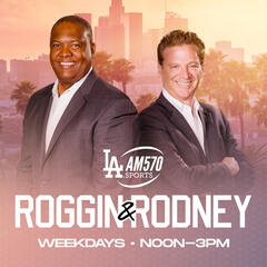 Listen to the Lunchtime with Roggin and Rodney Episode - Nick Hamilton in studio; Should Dodgers rest Ryu? on iHeartRadio | iHeartRadio