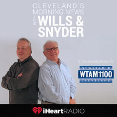 Listen to the Cleveland's Morning News with Wills and Snyder Episode - Wills & Snyder: Greg Harris On Play It Loud: Instruments of Rock & Roll in Cleveland on iHeartRadio | iHeartRadio