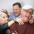 Robbie, John and Toni