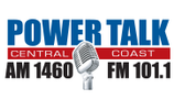 PowerTalk 1460 AM & 101.1 FM - The Central Coast's Political Talk Headquarters