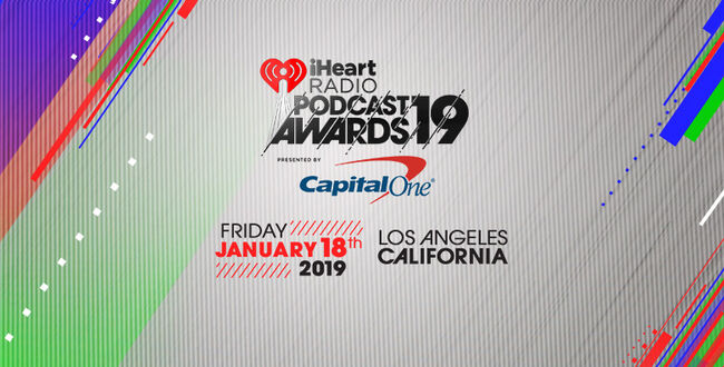 iHeartRadio Podcast Awards Presented by Capital One