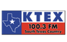 FM 100 KTEX - The Rio Grande Valley  is KTEX Country