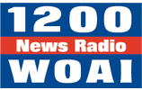 News Radio 1200 WOAI - San Antonio's News, Traffic and Weather