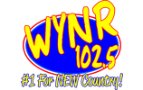 WYNR 102.5 - Brunswick's New Country 102.5
