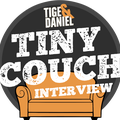 Tige and Daniel Tiny Couch