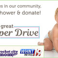 The Great Diaper Drive
