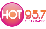 HOT 95.7 - Cedar Rapids' #1 Hit Music Station
