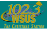 102.3 WSUS - YOUR Christmas Station!