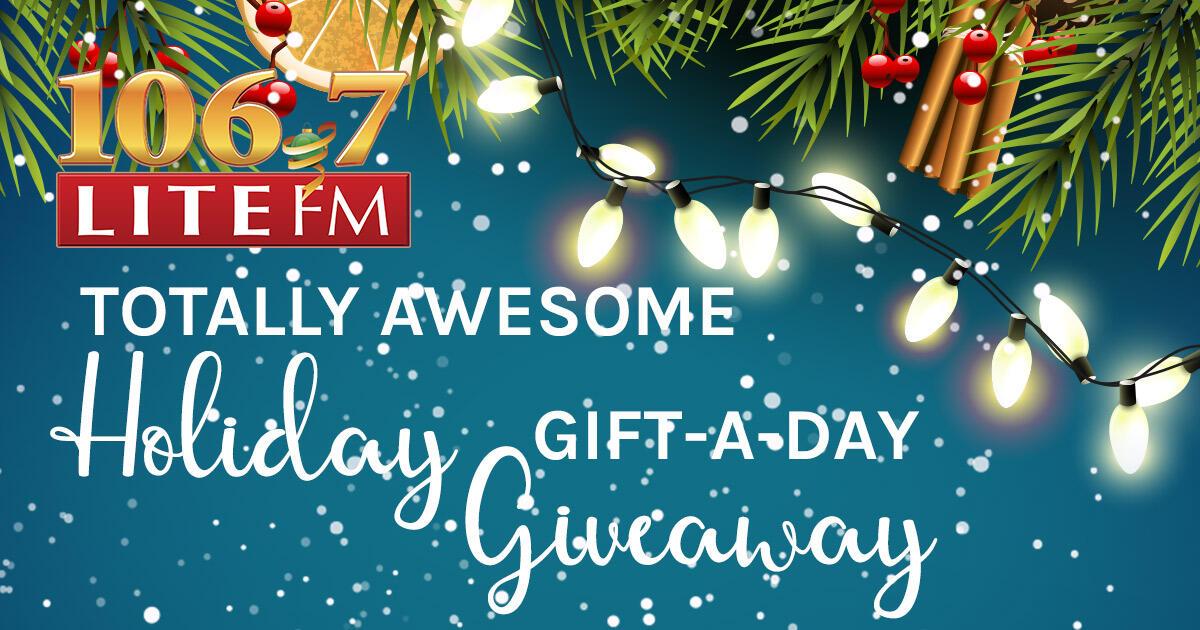 Iheartradio christmas giveaway