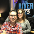Glenn Hamilton & Amy Warner