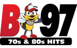 B97 - Huntington, WV - The Hits of the 70s & 80s