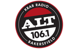 ALT 106.1 KRAB Radio - Bakersfield's Alternative