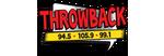 Throwback 94.5 - 105.9 - 99.1 - Throwback Tampa Bay - 100.7 HD2