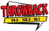 Throwback 94.5 - 105.9 - 99.1 - Throwback 94.5 - 105.9 - 99.1
