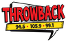 Throwback 94.5 - 105.9 - 99.1 - Throwback Tampa Bay - 100.7 HD2