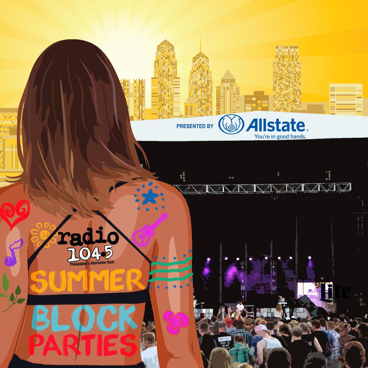 2018 Summer Block Parties