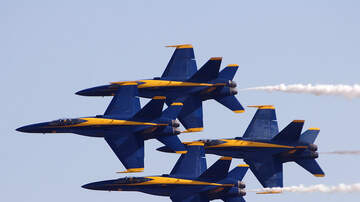 The Ron Show - The Blue Angels have arrived