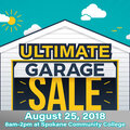 The Ultimate Garage Sale