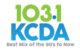 103.1 KCDA - The Best Mix Of The 90's To Now