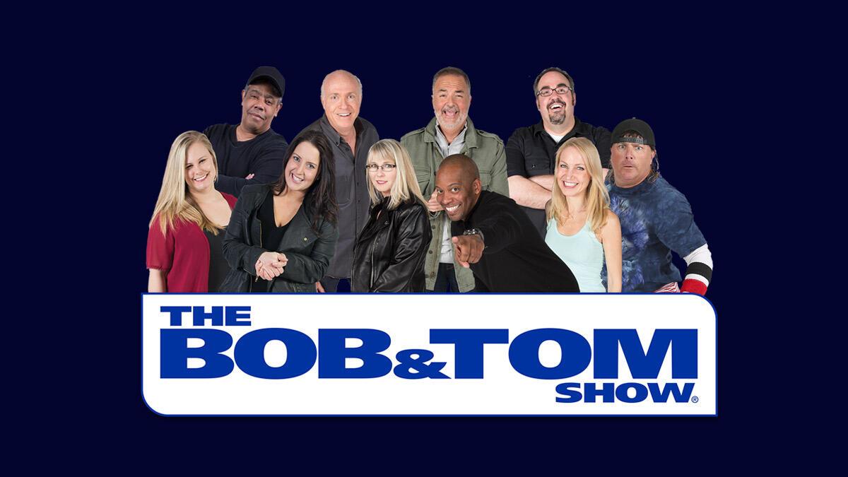 The Bob Tom Show Q95