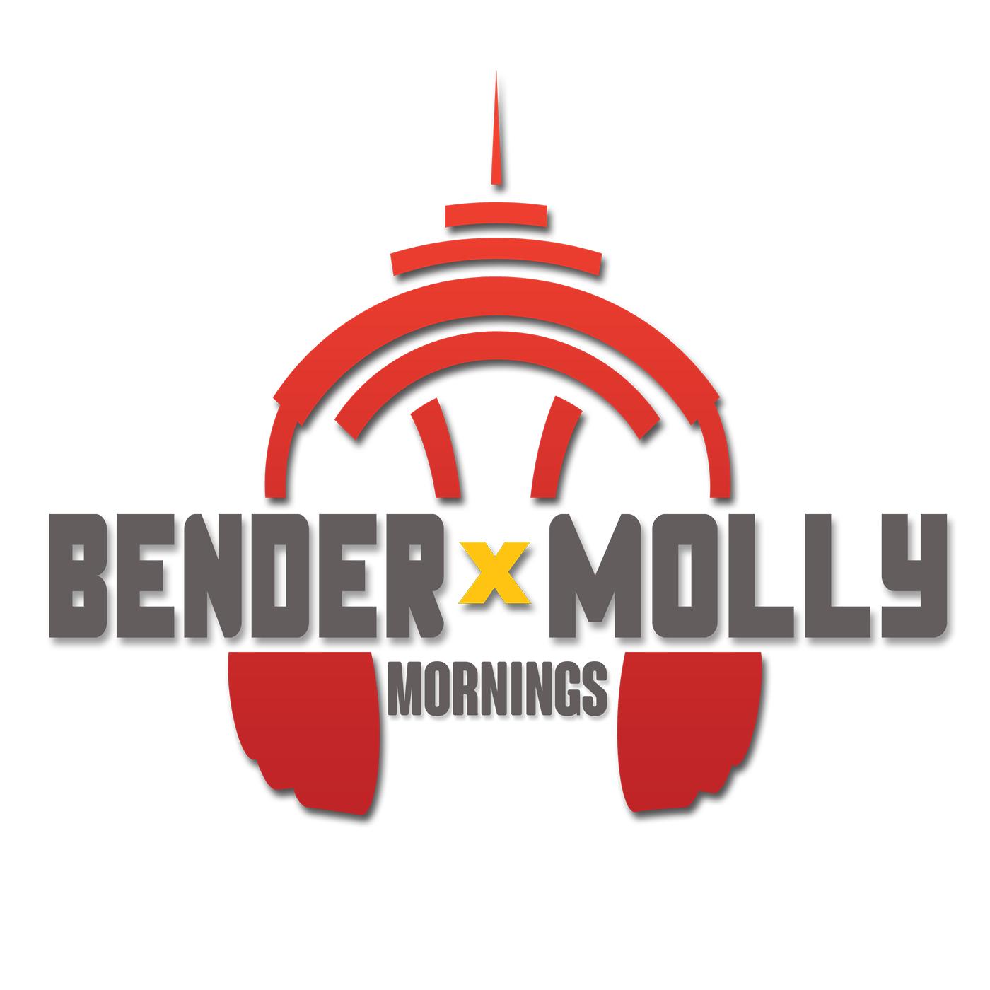 Bender x Molly - 106.1 KISS FM Seattle