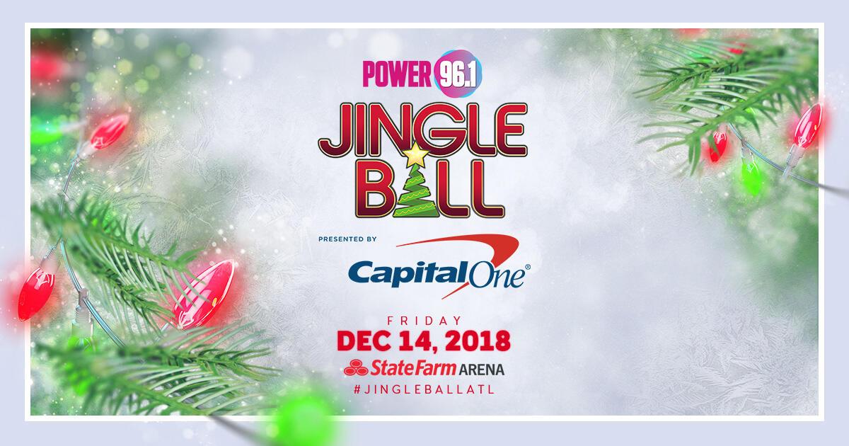 Power 96.1\'s Jingle Ball - Power 96.1