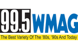 99.5 WMAG - The Best Variety of the '80s, '90s and Today! Greensboro-Winston-Salem-High Point