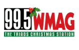 99.5 WMAG - The Triad's Christmas Station. Greensboro-Winston-Salem-High Point