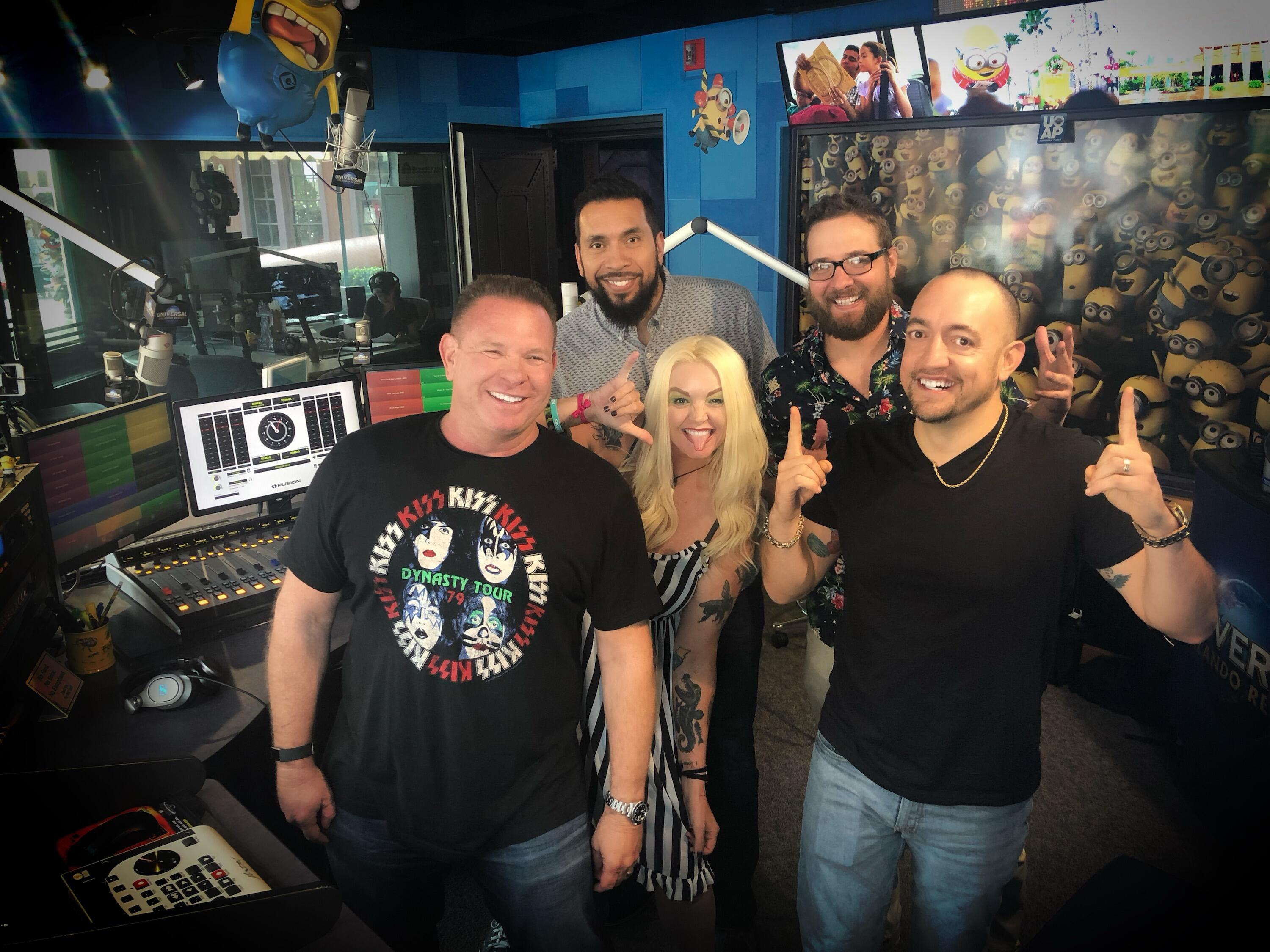 Monsters in the Morning - Real Radio 104 1