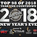 Top 98 Year End Countdown